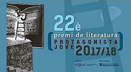 PREMIS: 22è Premi de Literatura «Protagonista Jove»