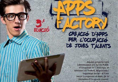 FORMACIÓ: APPS Factory 3ª edició
