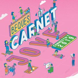 Beques Carnet Jove 2019