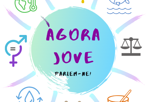 ÀGORA JOVE: Propera sessió Indústria, Innovació i Infraestructures