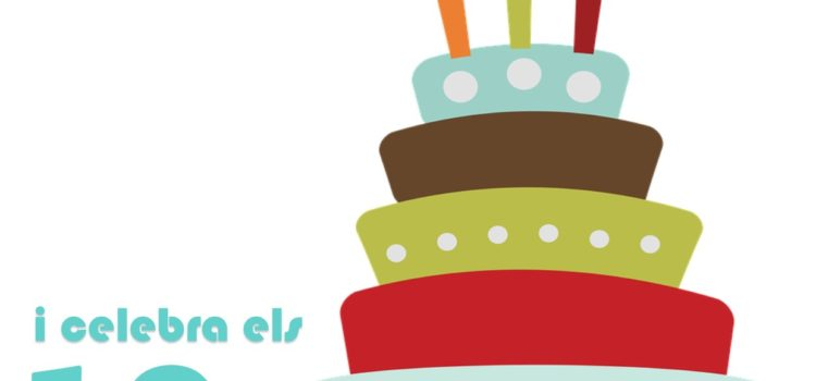 10 anys de Bibliovacanes: Premiats!