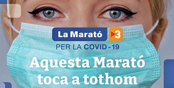 La Marató 2020: Aquesta Marató toca a tothom