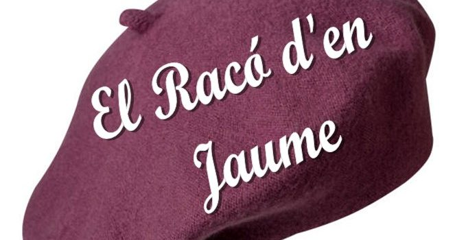 Racó d'en Jaume: Carnaval 2021